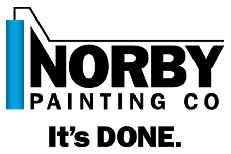 Norby Painting - About Us Logo