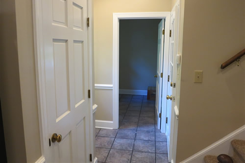 Hallway Area Before and After - Thumbnail